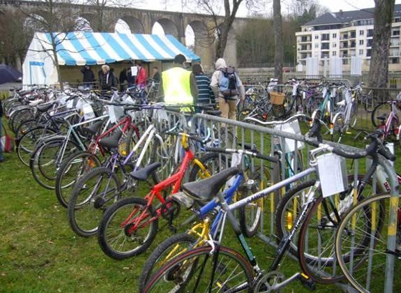[Annulée] Bourse aux Vélos 2021